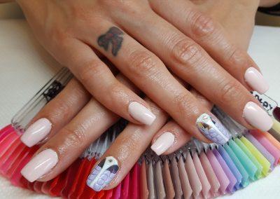 nagelstudio - Zürich - Manicure - Gel - ilovemynails