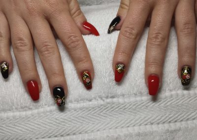 red_flame_manicure_canni_zurich_nagel_simple