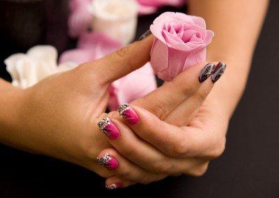 manicure_flower_pink_zurich_schwamendingen